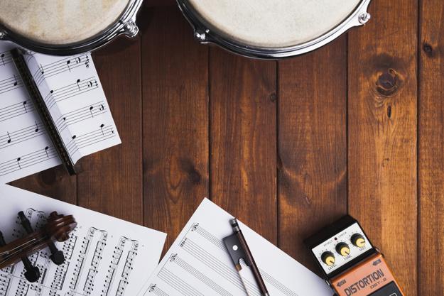 آموزش هارمونی موسیقی برای آهنگسازی